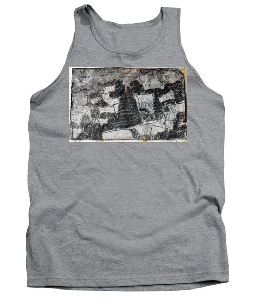 On The Day Of Execution Tank Top