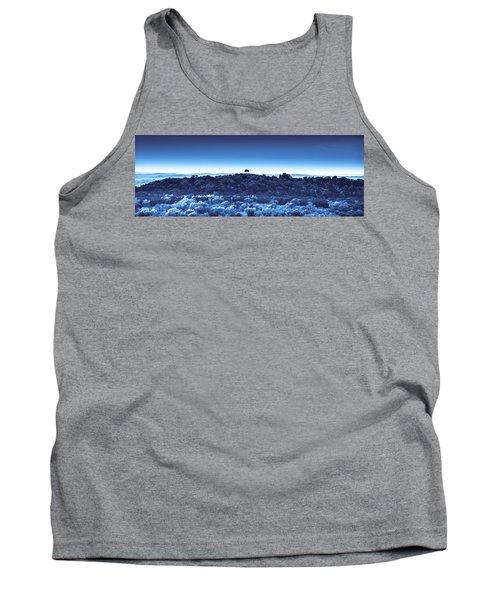 One Tree Hill - Blue Tank Top