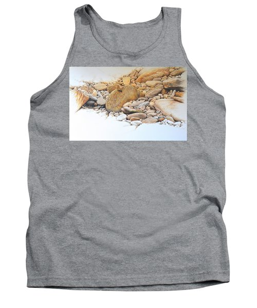 Painted Lady Butterfly Tank Top