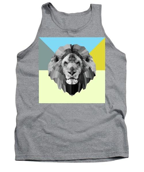 Party Lion Tank Top