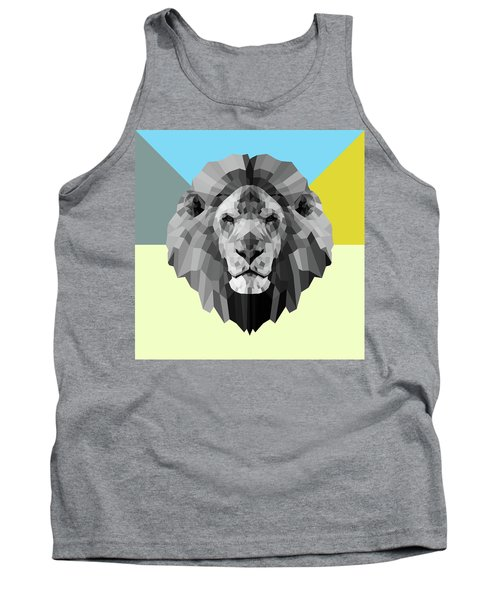 Party Lion Tank Top