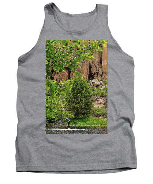 Passing By Tank Top