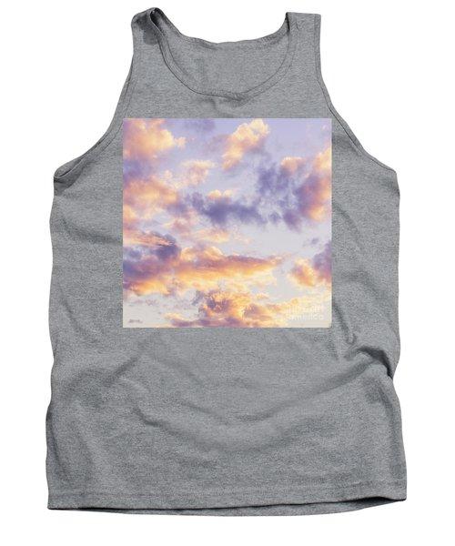 Pastel Cloudscape Tank Top