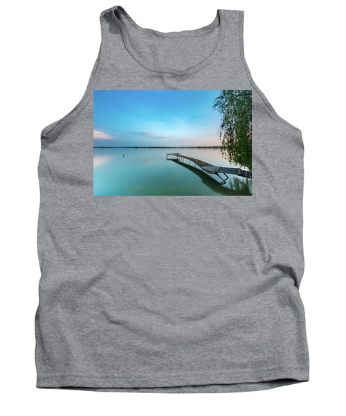 Peacefull Waters Tank Top