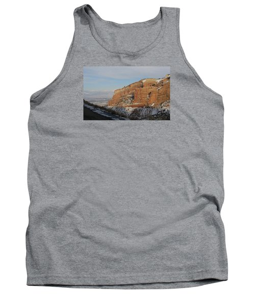 Peak-a-boo Canyon Tank Top