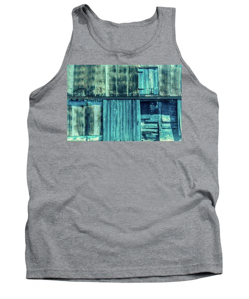 Pieces Of The Past Tank Top