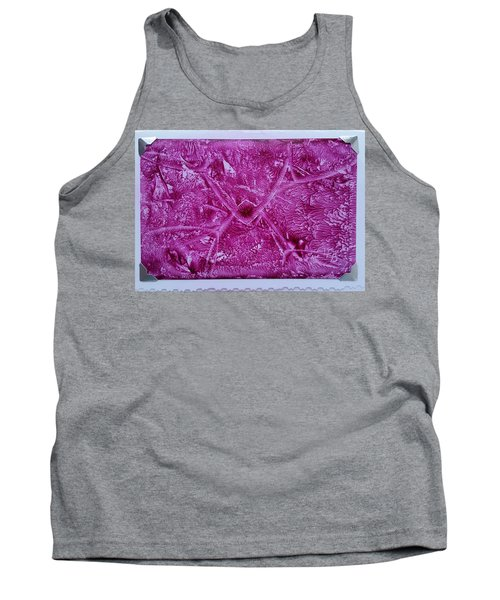 Pink Triangles Tank Top
