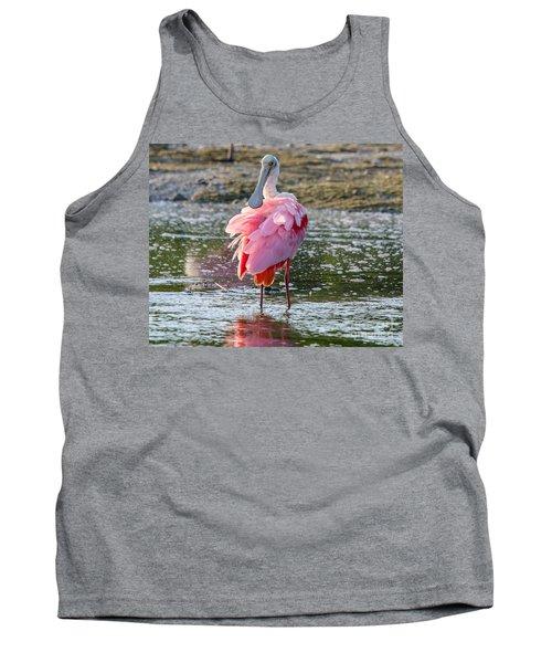 Pink Tutu Tank Top