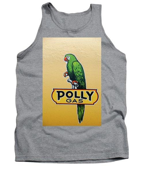Polly Gas Tank Top