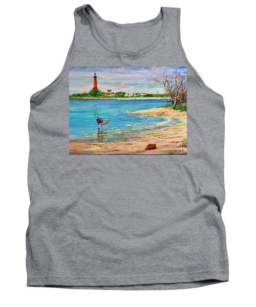 Ponce Inlet Lighthouse Tank Top