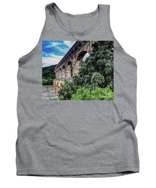 Pont Du Gard Tank Top