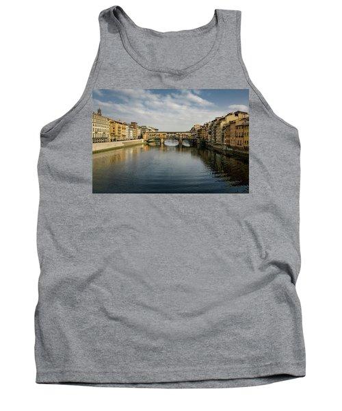 Ponte Vecchio Tank Top