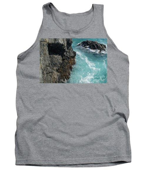 Porto Covo Cliff Views Tank Top