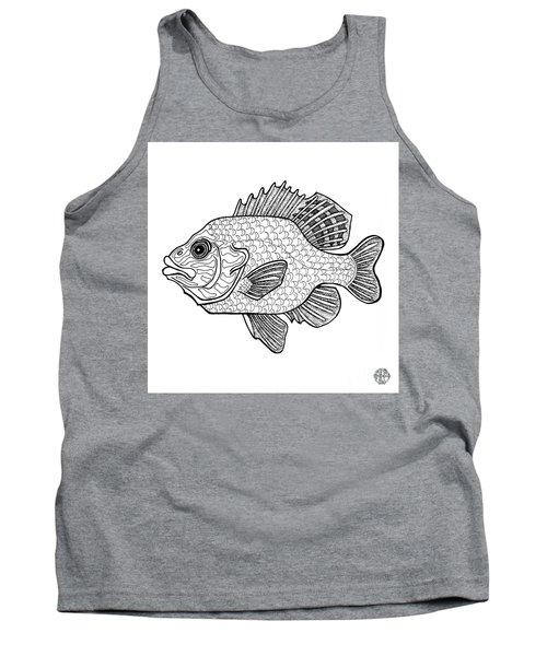 Pumpkinseed Fish Tank Top
