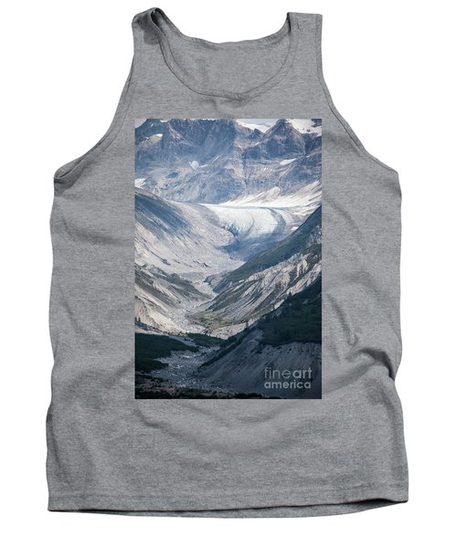 Queen Inlet Glacier Tank Top