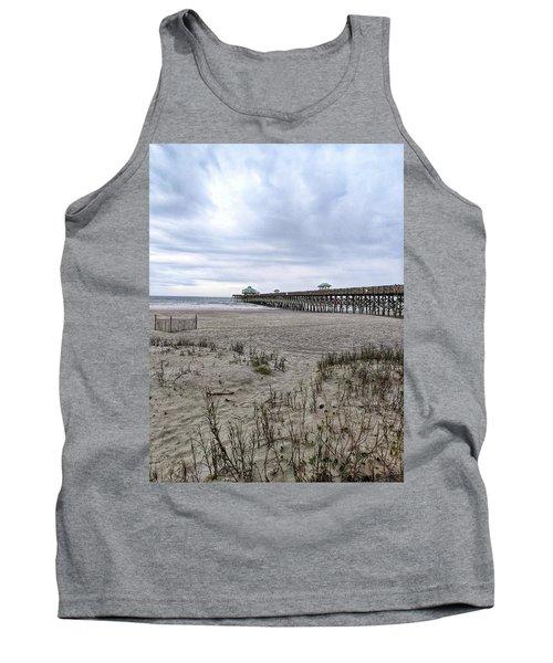 Rainy Beach Day Tank Top