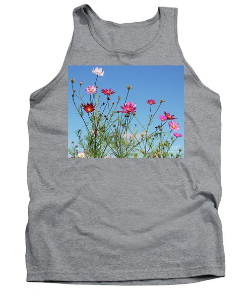 Reach For The Cosmos Tank Top