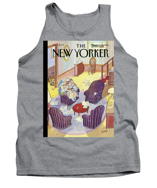 Reading Group Tank Top