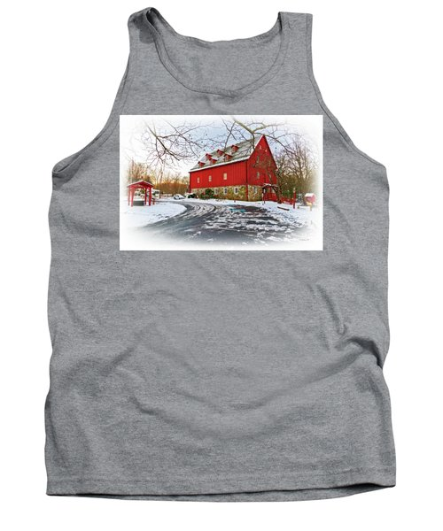 Red Mill Tank Top
