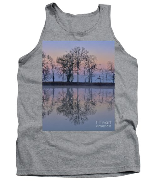Reflections On The Lake Tank Top