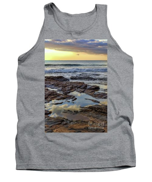 Reflections On The Rocks Tank Top