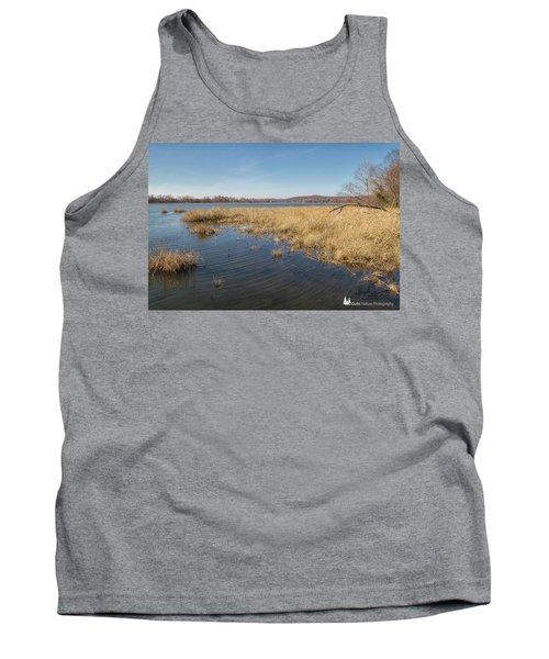 River Grass Tank Top
