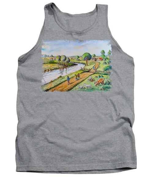 River Road Tank Top