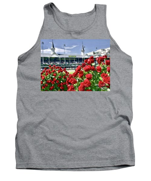 Road To The Roses Tank Top