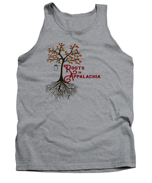 Roots In Appalachia Lightning Bugs Tank Top