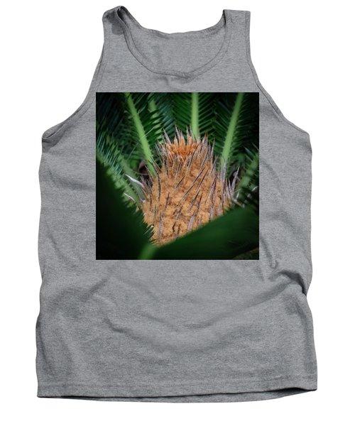 Sago Palm Tank Top