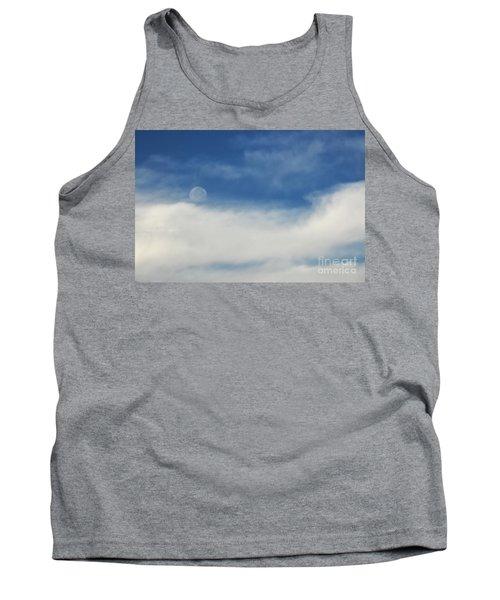 Sailing On A Cloud Tank Top