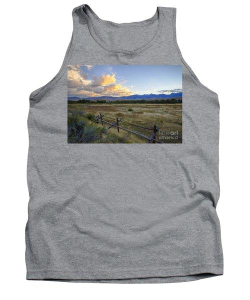 Salmon Valley Dawn Tank Top