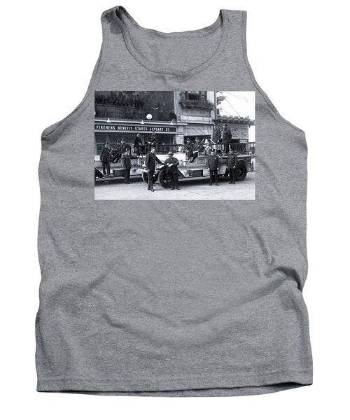 Santa Monica Firemen 1920 Tank Top