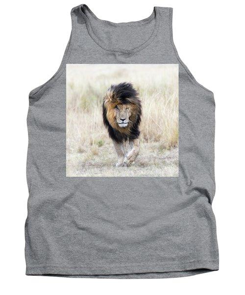 Scar The Lion Tank Top