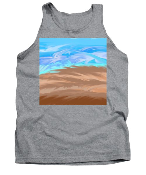 Scattered Mounts Tank Top