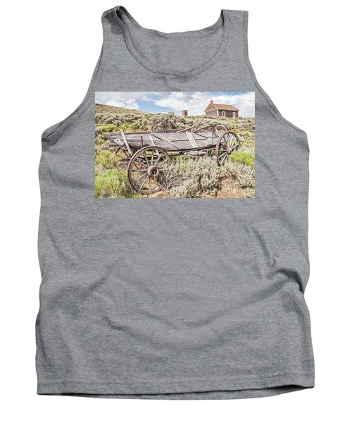 Schoolhouse On A Hill Tank Top