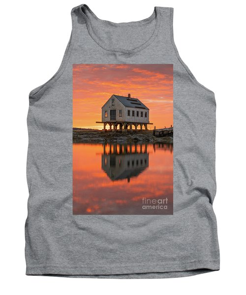 Scorched Symmetry Tank Top