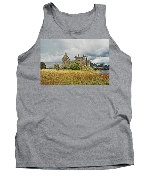 Scotland. Loch Awe. Kilchurn Castle. Tank Top