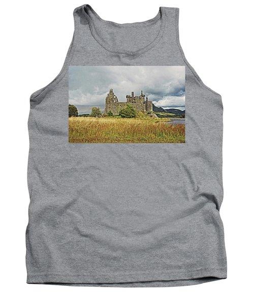 Scotland. Loch Awe. Kilchurn Castle. Tank Top