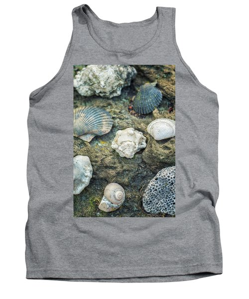 Sea Was My Home #1 Tank Top