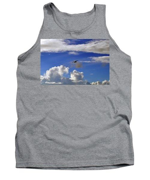Seaplane Skyline Tank Top