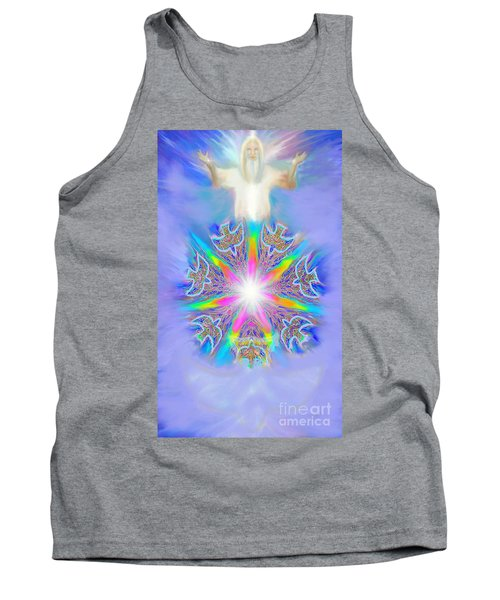 Second Coming Tank Top