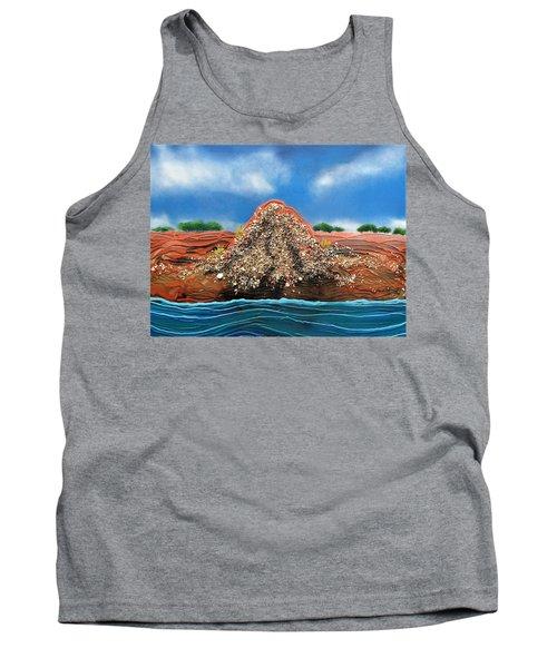 Shell Mound Tank Top
