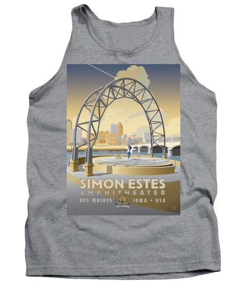 Simon Estes Amphitheater Tank Top