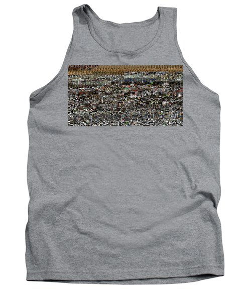 Slice Of Lanscape Tank Top