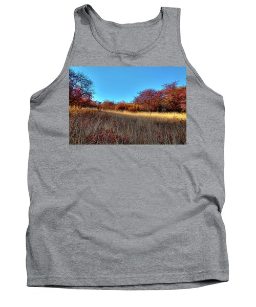 Tank Top featuring the photograph Sliver Of Sunlight by David Patterson