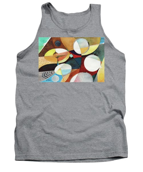 Snare And Hi-hat Tank Top