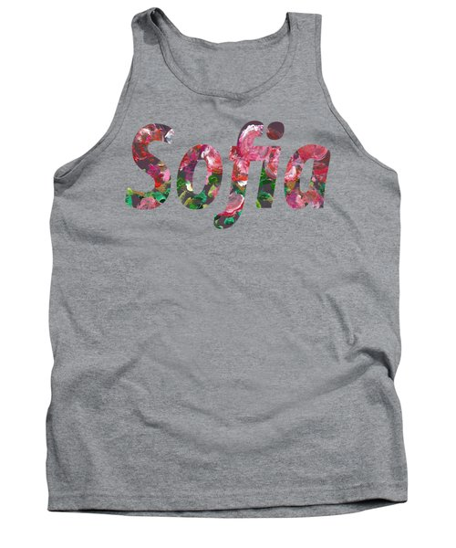Sofia Tank Top