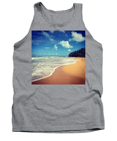 Solitude Beach Tank Top