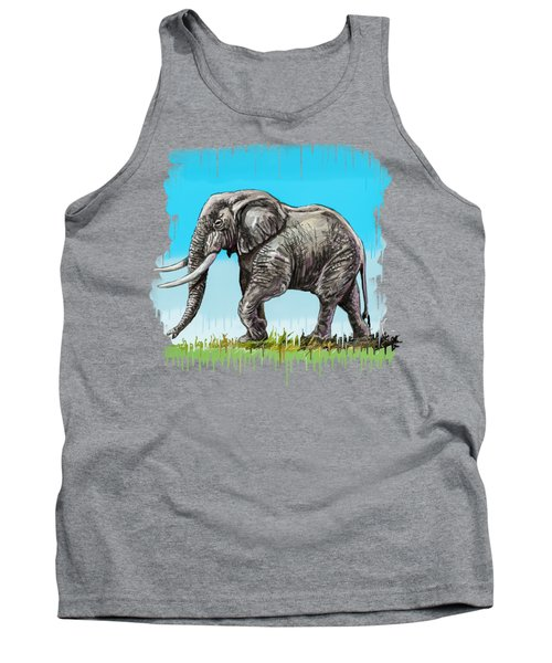 Son Of Africa Tank Top